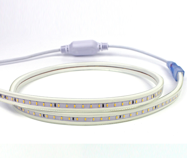 Guangdong zavodu idarə etdi,rəhbərlik edən tape,110 - 240V AC SMD 5050 LED ROPE LIGHT 3, 3014-120p, KARNAR INTERNATIONAL GROUP LTD