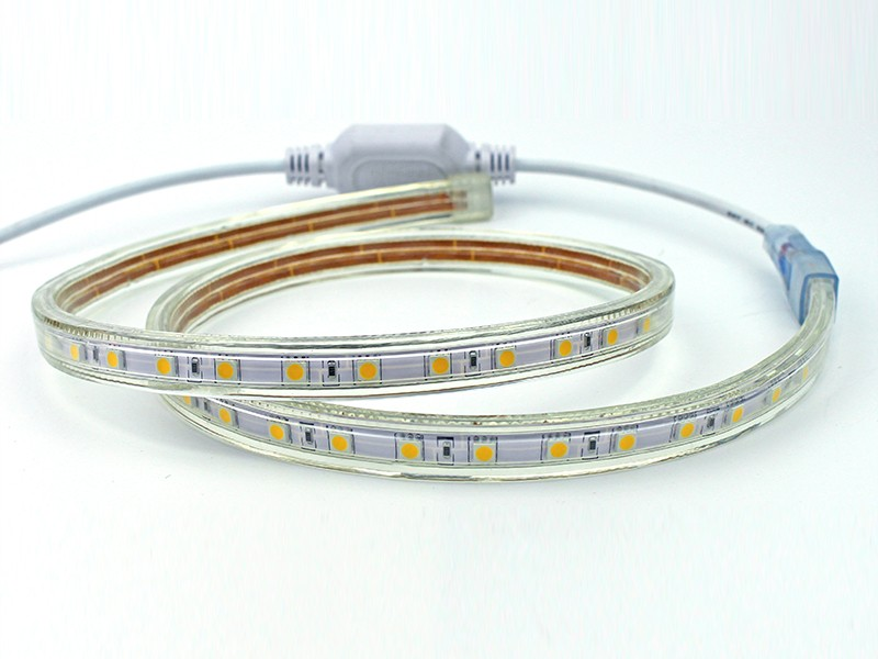 Guangdong zavodu idarə etdi,lent kəsdi,110 - 240V AC SMD 5050 Led şerit işığı 4, 5050-9, KARNAR INTERNATIONAL GROUP LTD