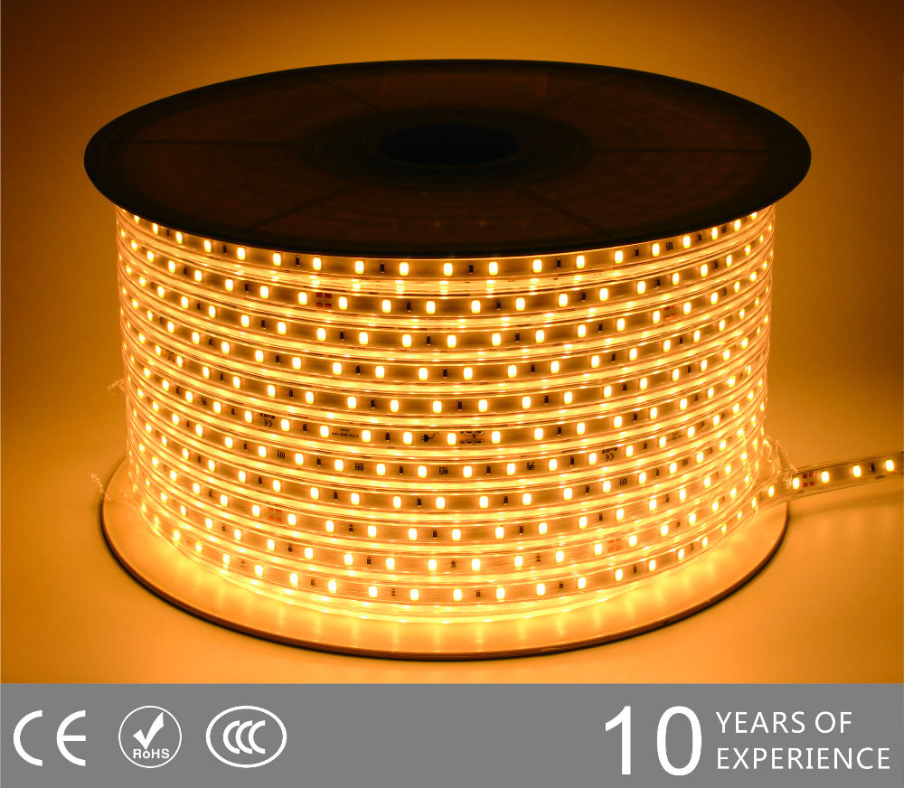 Guangdong zavodu idarə etdi,lent kəsdi,110V AC Kablolama SMD 5730 LED ROPE LIGHT 1, 5730-smd-Nonwire-Led-Light-Strip-3000k, KARNAR INTERNATIONAL GROUP LTD