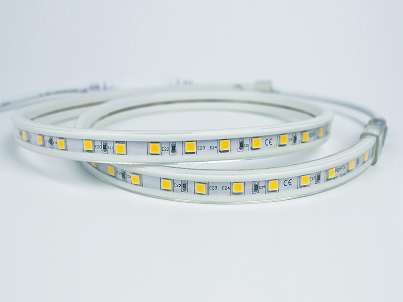 Guangdong zavodu idarə etdi,lent kəsdi,110 - 240V AC SMD 3014 Led şerit işığı 1, white_fpc, KARNAR INTERNATIONAL GROUP LTD